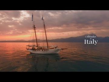 Adventure in Italy
